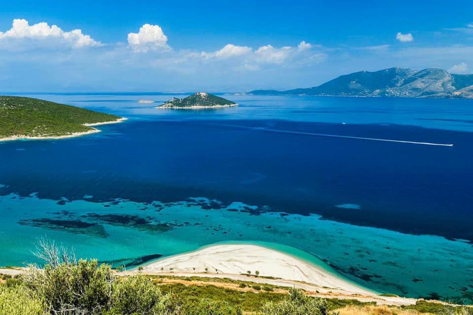 Η παραλία της Μεγάλης Άμμου πρωταγωνίστρια στη Διεθνή καμπάνια του ελληνικού τουρισμού